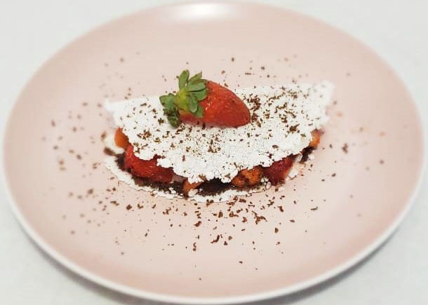 brazilian tapioca crepe