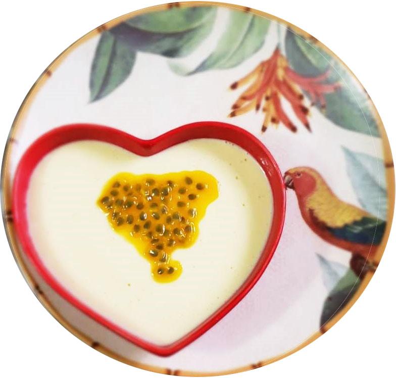 passion fruit mousse brazilian mousse de maracujá